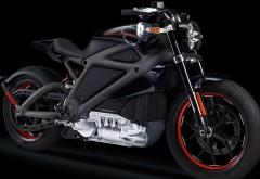 2018 Harley Davidson LiveWire Electric Bike 4K обои 3840x2160