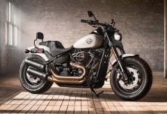 2018 Harley-Davidson Softail Fat Bob картинки