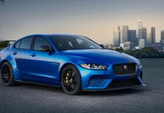 2018 Jaguar XE SV Project 8 600HP обои HD