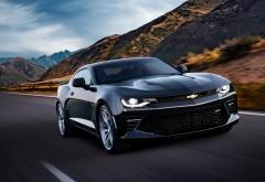 2018 Chevrolet Camaro SS обои HD