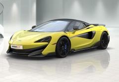 Суперкар McLaren 600LT картинки