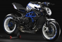 MV Agusta Dragster 800 RR PIRELLI 2018 обои 4K мотоцикл