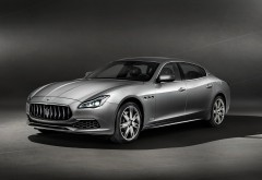 2018 Maserati Ghibli GranLusso 4K обои