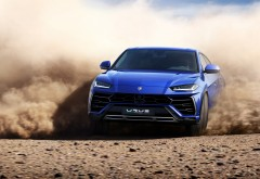 2018 Lamborghini Urus Off Road  обои 4K