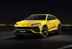 2018 Lamborghini URUS картинки