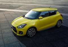 2018 Suzuki Swift Sport картинки