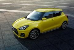 2018 Suzuki Swift Sport картинки