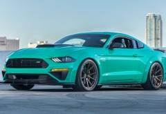 2018 ROUSH Mustang 729 обои 4K