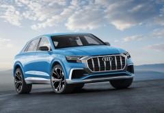 Audi Q8 концепт кроссовер картинки