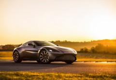 Aston Martin Vantage (Вантаж) обои 4K