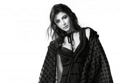 Анушка Шарма, Anushka Sharma, vogue, черно-белые фото, актриса