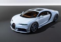 гиперкар Bugatti Chiron 4K обои