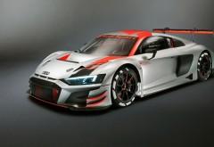 2019 Audi R8 LMS обои 4K