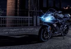 2019 Kawasaki Ninja ZX-6R обои HD