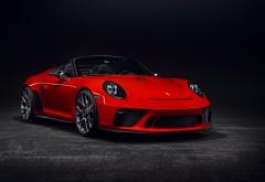 2018 Porsche 911 Speedster Concept ll обои HD