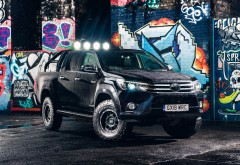 Toyota Hilux Invincible 50 Double Cab обои трак