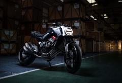 Honda Neo Sports Cafe Concept CB650R обои мотоцикла