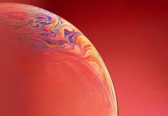 Оранжевый пузырь картинки
