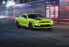 2018 Chevrolet Camaro SS Shock Concept обои HD