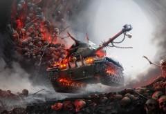 World of Tanks обои HD