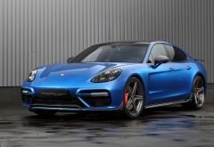 TopCar Porsche Panamera Turbo GT Edition 2019 обои HD