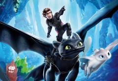 Как приручить дракона Скрытый мир мультфильм картинки