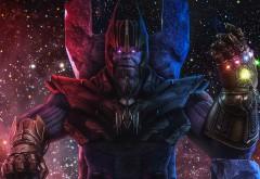 Танос обои фанарт