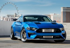 Ford Mustang Gt 2018 от Bojix Design