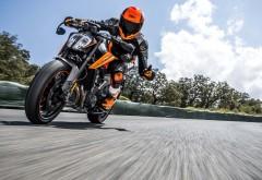 KTM 790 Duke мотоцикл обои HD