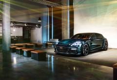 2018 TechArt Porsche Panamera Sport Turismo GrandGT картинки