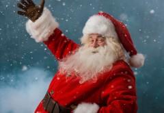 Скачать обои Санта Клаус