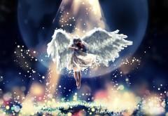 Аниме ангел картинки