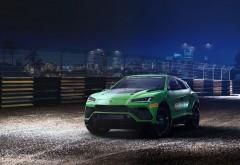Lamborghini сделала гоночный кроссовер Urus ST-X картинки