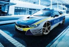 AC Schnitzer BMW i8 Polizei Tune it Safe Concept 2019 картинки