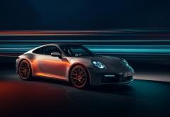 Porsche 911 Carrera 4S 2019 4K обои