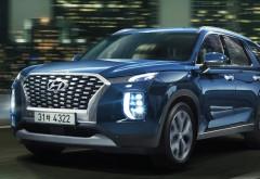 Кроссовер Hyundai Palisade 2020 обои