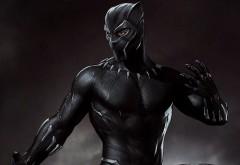 black panther, artwork, Черная пантера, обои 4K, 3840x2160