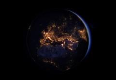Планета Земля 5K обои