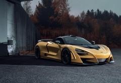 Novitec McLaren 720S N-LARGO обои суперкар