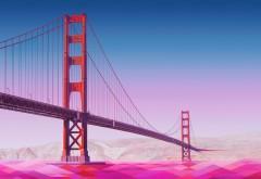 Мост Золотые Ворота картинки