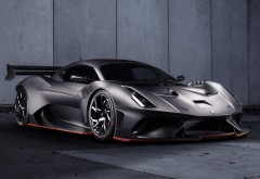 Brabham BT62 Road Compliance Conversion 2019 суперкар обои