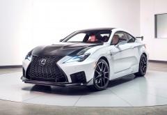 2020 Lexus RC F Track Edition 4K обои