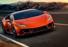 Фото Lamborghini Huracan EVO 2019