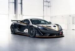 McLaren 720S GT3 2019 4K обои