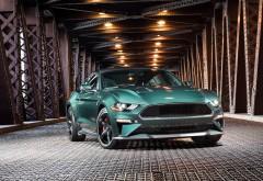 2019 Ford Mustang Bullitt обои
