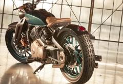 2019 Royal Enfield KX Concept мотоцикл