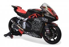 2019 MV Agusta Moto2 Race Bike обои 5K