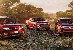 2018 Volkswagen Atlas Series обои