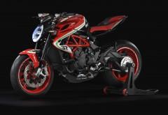 2019 MV Agusta Brutale 800 RC 4K обои мотоцикл
