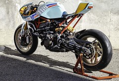 Ducati Monster 821 Pantah by XTR pepo обои